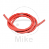 Ignition cable ZK7-RT silicone , raudonos spalvos