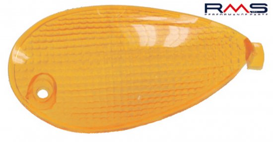 Indicator lens - right rear 246470130 , oranžinės spalvos E-mark