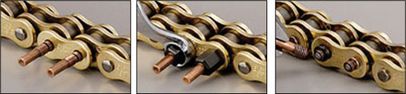 EK screw type link