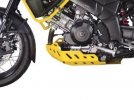 Aluminum Trail Engine Guard CROSS-PRO Ice polish
