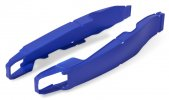 Swingarm protectors PERFORMANCE blue Yam 98