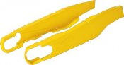 Swingarm protectors PERFORMANCE Husqvarna yellow
