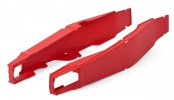 Swingarm protectors PERFORMANCE red CR 04