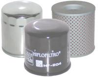 Hiflofiltro oil filters