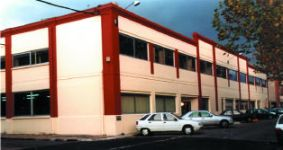 Carbone Lorraine factory