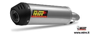 MIVV Oval carbon cap